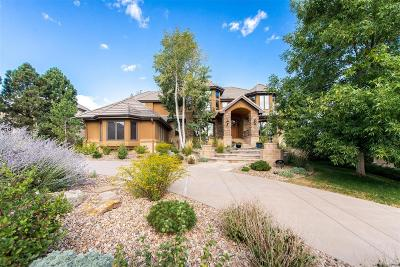 Lone Tree Single Family Home Under Contract: 10161 Prestwick Trail
