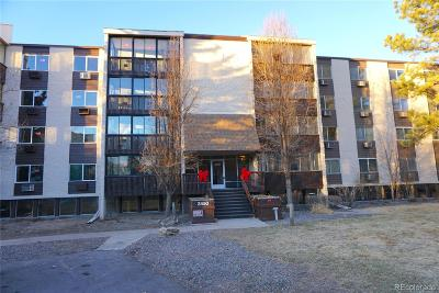 Denver CO Condo/Townhouse Under Contract: $219,900