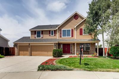 Parker CO Single Family Home Active: $499,000