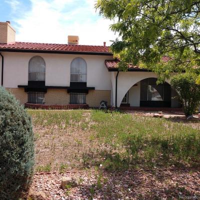 Aurora, Denver Single Family Home Under Contract: 12385 East Arkansas Place