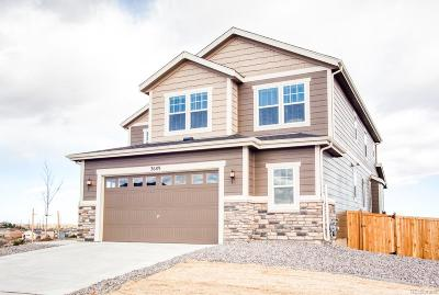Castle Rock Single Family Home Active: 3689 White Rose Loop