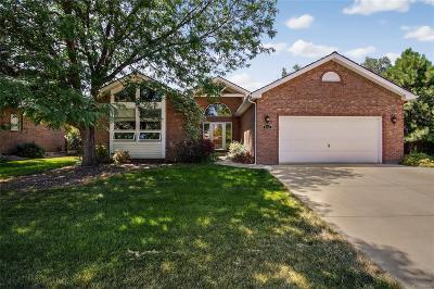 Longmont Single Family Home Active: 1761 Sunlight Drive
