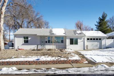 Littleton Single Family Home Active: 5142 South Pennsylvania Street