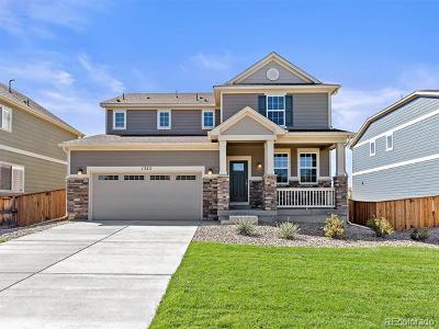 Erie Single Family Home Active: 1322 Jackson Drive
