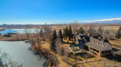 Longmont Single Family Home Active: 11666 Crane Hollow Road