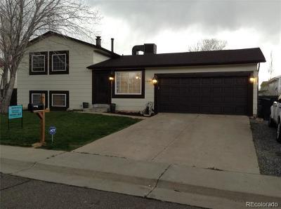 Thornton Single Family Home Active: 12247 Monroe Place
