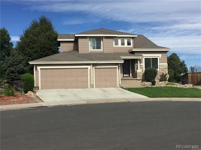 Highlands Ranch, Lone Tree Single Family Home Active: 9907 Blackbird Circle
