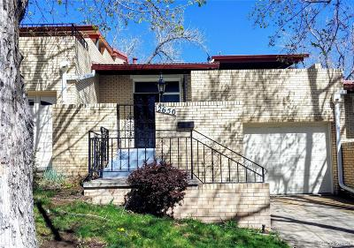 Lakewood CO Condo/Townhouse Active: $259,900