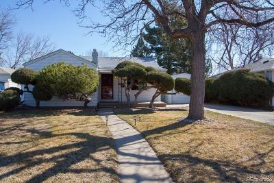 Edgewater Single Family Home Under Contract: 2434 Pierce Street