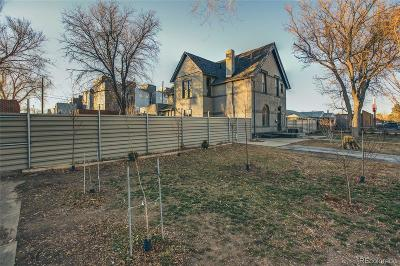 Denver Single Family Home Active: 1465 Winona Court