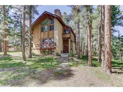 Evergreen Single Family Home Under Contract: 28153 War Admiral Trail