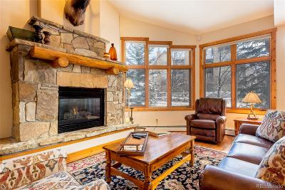 Steamboat Springs CO Condo/Townhouse Active: $875,000