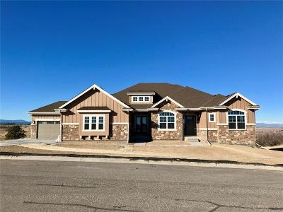 Franktown Single Family Home Sold: 8980 Hurlingham Loop