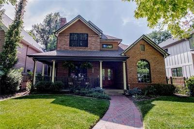 Single Family Home Active: 2539 South Saint Paul Street