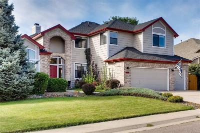 Littleton Single Family Home Under Contract: 8090 West Fairview Avenue
