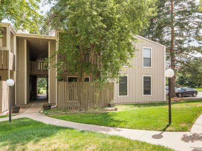 Niwot Condo/Townhouse Under Contract: 8060 Niwot Road #71