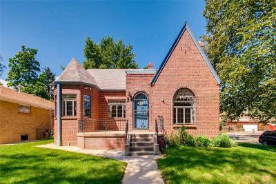 Denver Single Family Home Active: 2085 Kearney Street