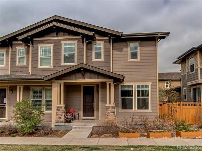 Denver Condo/Townhouse Active: 10931 East 28th Place