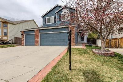 Highlands Ranch Single Family Home Active: 10185 Woodrose Court