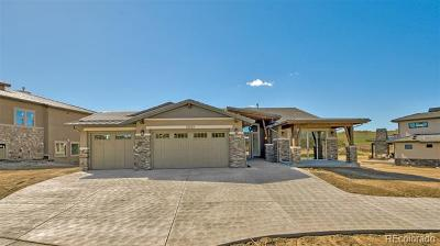 Colorado Springs Single Family Home Active: 1737 Redbank Drive