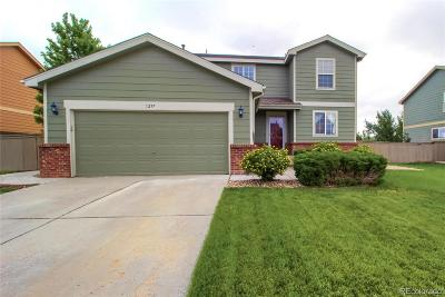 Castle Rock CO Single Family Home Active: $420,000