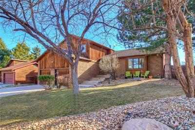 Westminster Single Family Home Active: 11218 Quivas Loop