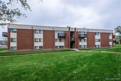 Lakewood Condo/Townhouse Active: 3643 South Sheridan Boulevard #4