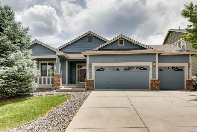 Red Hawk Single Family Home Active: 1668 Rosemary Drive