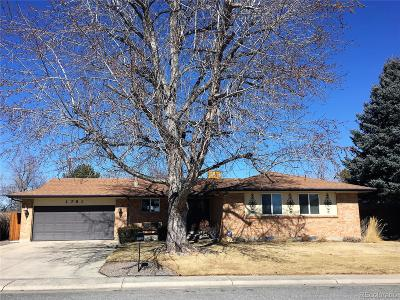 Northglenn CO Single Family Home Sold: $399,900