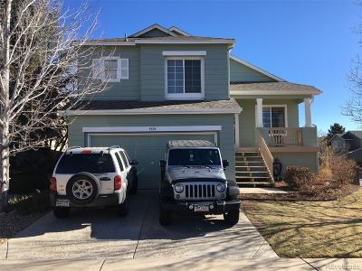 Highlands Ranch Single Family Home Under Contract: 9696 Rockhampton Way