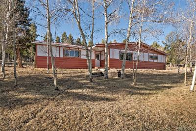 Park County Single Family Home Under Contract: 356 Yellow Pine Drive