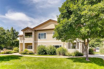 Littleton Condo/Townhouse Active: 4875 South Balsam Way #204