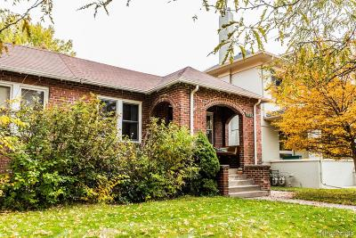 Condo/Townhouse Under Contract: 650 Gilpin Street
