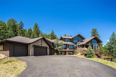 Conifer, Evergreen Single Family Home Under Contract: 837 West Meadow Road