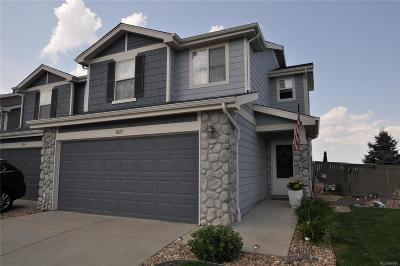 Castle Rock Condo/Townhouse Under Contract: 6057 Wescroft Avenue
