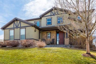 Broomfield Single Family Home Under Contract: 16460 Avalanche Run
