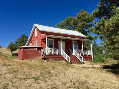 Kiowa Single Family Home Active: 29401 Freese Road