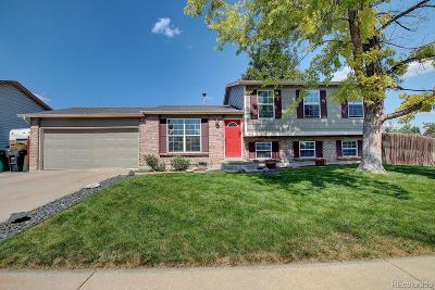 Thornton Single Family Home Under Contract: 4906 East 109th Court
