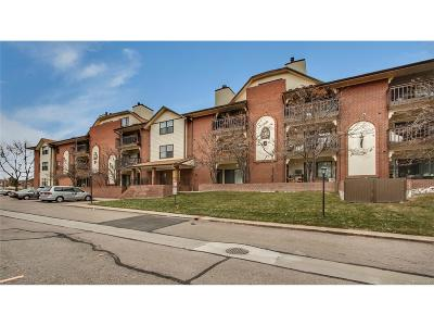 Aurora Condo/Townhouse Under Contract: 13950 East Oxford Place #B103
