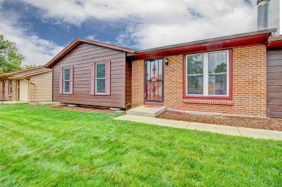 Morrison Single Family Home Sold: 4433 South Beech Way