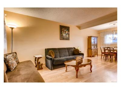 Denver Condo/Townhouse Under Contract: 6800 East Tennessee Avenue #142