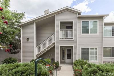 Highlands Ranch Condo/Townhouse Active: 8460 Little Rock Way #104