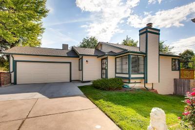Denver Single Family Home Active: 6900 West Yale Avenue