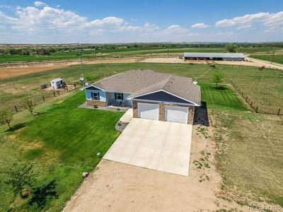 Platteville Single Family Home Active: 11499 County Road 40.5