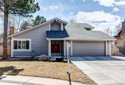 Arapahoe County Single Family Home Active: 5470 South Uravan Court