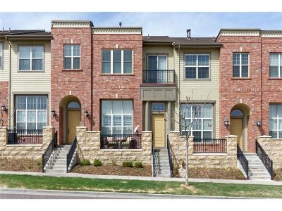 Condo/Townhouse Sold: 10299 Belvedere Lane