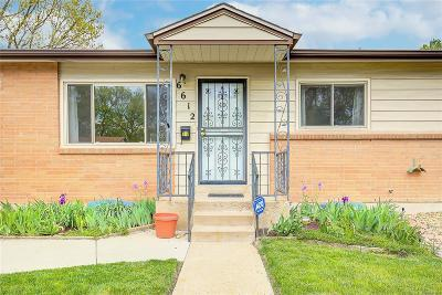 Single Family Home Under Contract: 6612 Moore Street