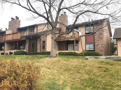 Castle Rock Condo/Townhouse Under Contract: 701 Canyon Drive