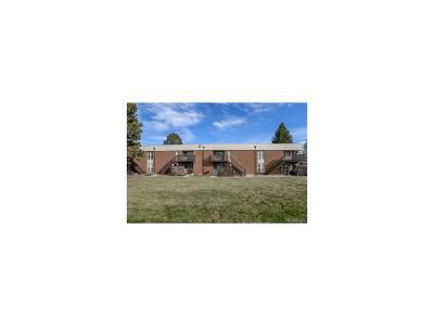 Denver Condo/Townhouse Under Contract: 3663 South Sheridan Boulevard #13
