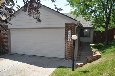 Lakewood Condo/Townhouse Under Contract: 12668 West 1st Place #81